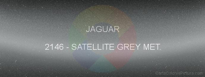 Pintura Jaguar 2146 Satellite Grey Met.