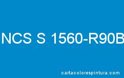 Couleur NCS S 1560-R90B