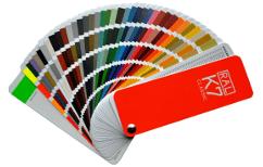 Carta de colores RAL Classic